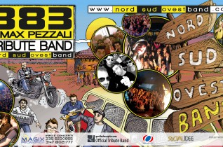 Nord Sud Ovest Band – Tributo 883 & Max Pezzali – Teaser Promo 2015