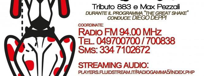 La diretta su Radio Gamma 5