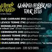 Monselice (Padova) @Stuzzico LA NOTTE DEI TRIBUTI Live