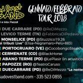 DueCarrare (Padova) @ReDiMezzo LA NOTTE DEI TRIBUTI LIVE